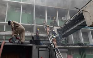 Fire breaks out at AIIMS hospital in Delhi, under control now