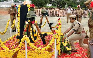 Police Commemoration Day held