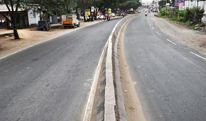 Highways Department to widen Kalapatti Road
