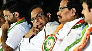 Oppn parties' slumber helping Modi take anti-people decisions: Chidambaram