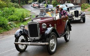 Regulation for vintage vehicles soon, number plates to display 'VA'