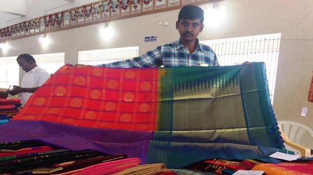 Traditional Weavers Get Market Exposure The Hindu
