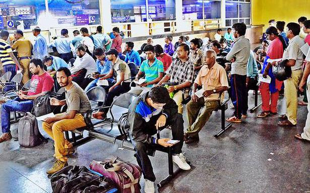 Inordinate delay in operating Uday Express irks commuters