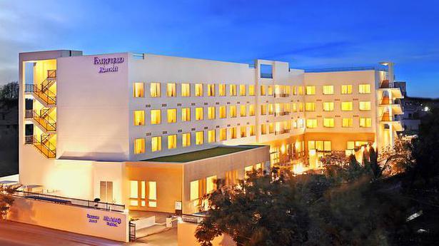 Marriott brings Fairfield to Coimbatore