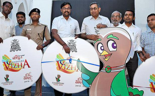 10th edition of Coimbatore Vizha launched