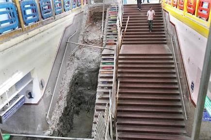 Expedite escalator work at Erode Railway Junction' - The Hindu