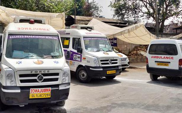 Death and despair as finding ambulances remains an ordeal