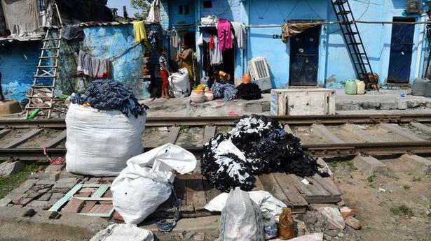 UN expert raises concern over eviction of slum dwellers along railway track in Delhi