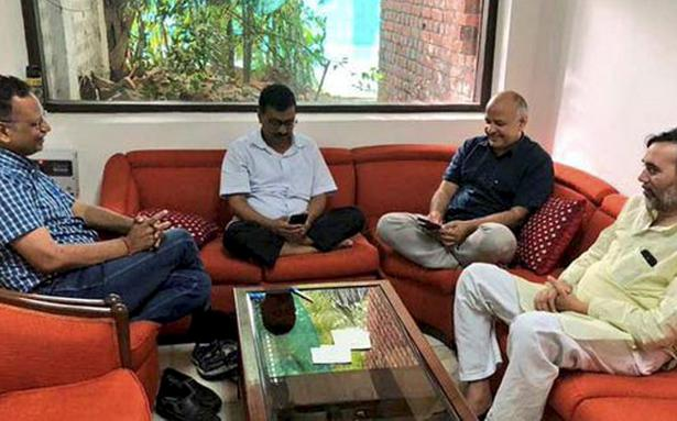 Is your sit-in authorised by Lieutenant Governor, Delhi HC asks Kejriwal