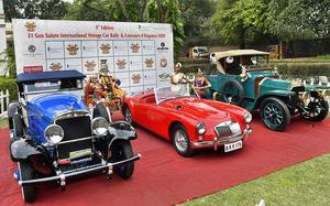 Visual treat in store for vintage car enthusiasts