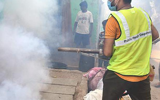 'Rising dengue, malaria cases will take a toll on healthcare system'