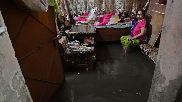 Delhi records wettest September in 77 years
