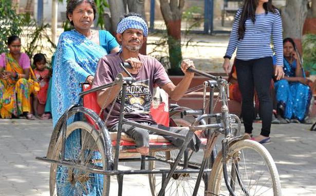 Tough time for elderly, disabled