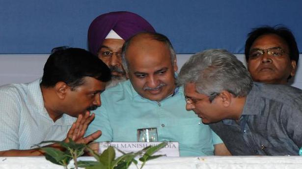 Vote according to conscience, Kejriwal tells MLAs