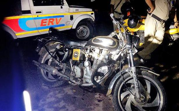 Man attacked over parked scooty