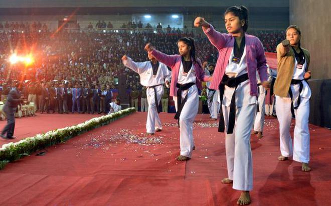 Over 7,000 schoolgirls get training in self-defence