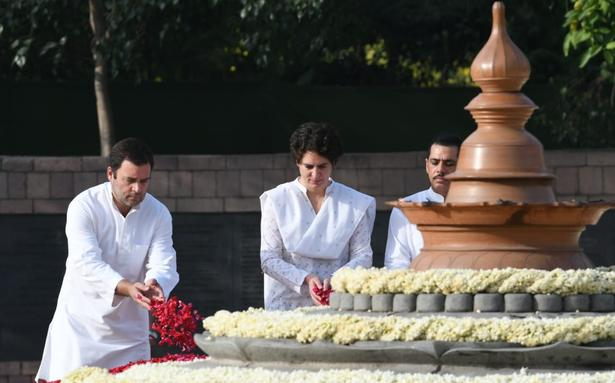 Rajiv Gandhi remembered, Maduro re-elected, and other news in pictures