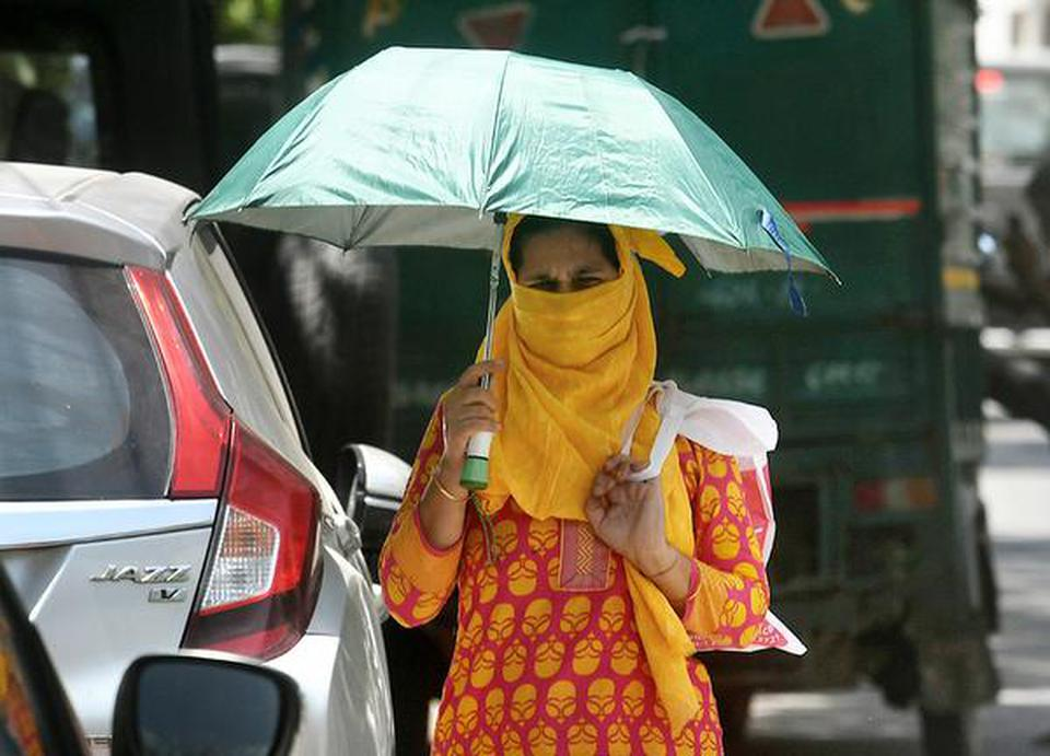 New Delhi records hottest May day in 18 years - The Hindu