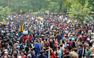 Jantar Mantar protest: Thousands turn out to reclaim their India