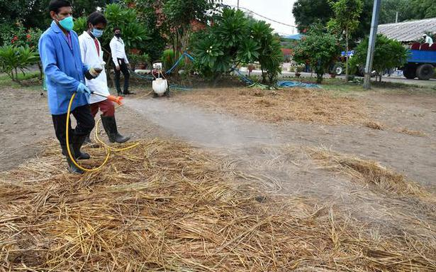 Pusa Tablets, A 'Microbial Consortium' Aimed Towards Sustainable Farming
