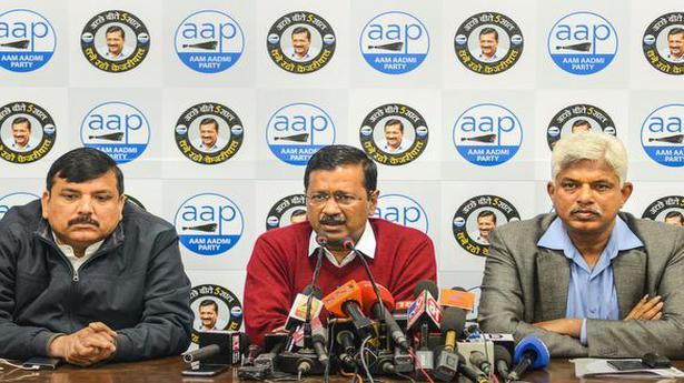 ED notice to Pankaj Gupta; AAP alleges Centre targeting its leaders