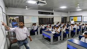 Delhi government schools make a difference