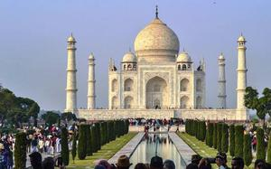 Revenue from Taj Mahal up 4 times over 5 years