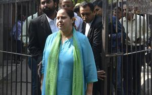 ED files supplementary charge sheet in Delhi court against Lalu's daughter