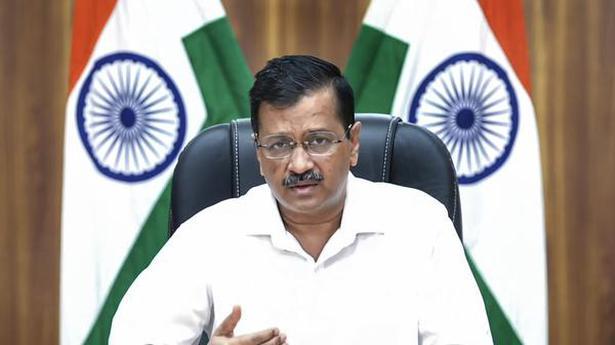 Kejriwal expresses gratitude after Delhi receives surplus oxygen