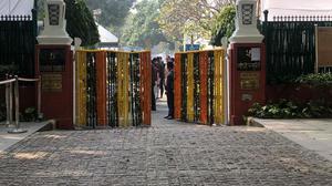 Gandhi Smriti shut till 5.30 p.m. for 'security reasons'