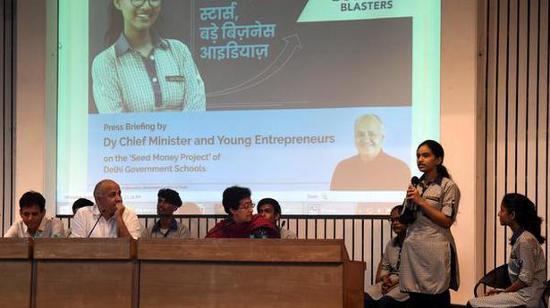 Delhi launches 'Business Blasters' programme in all govt schools to encourage entrepreneurship