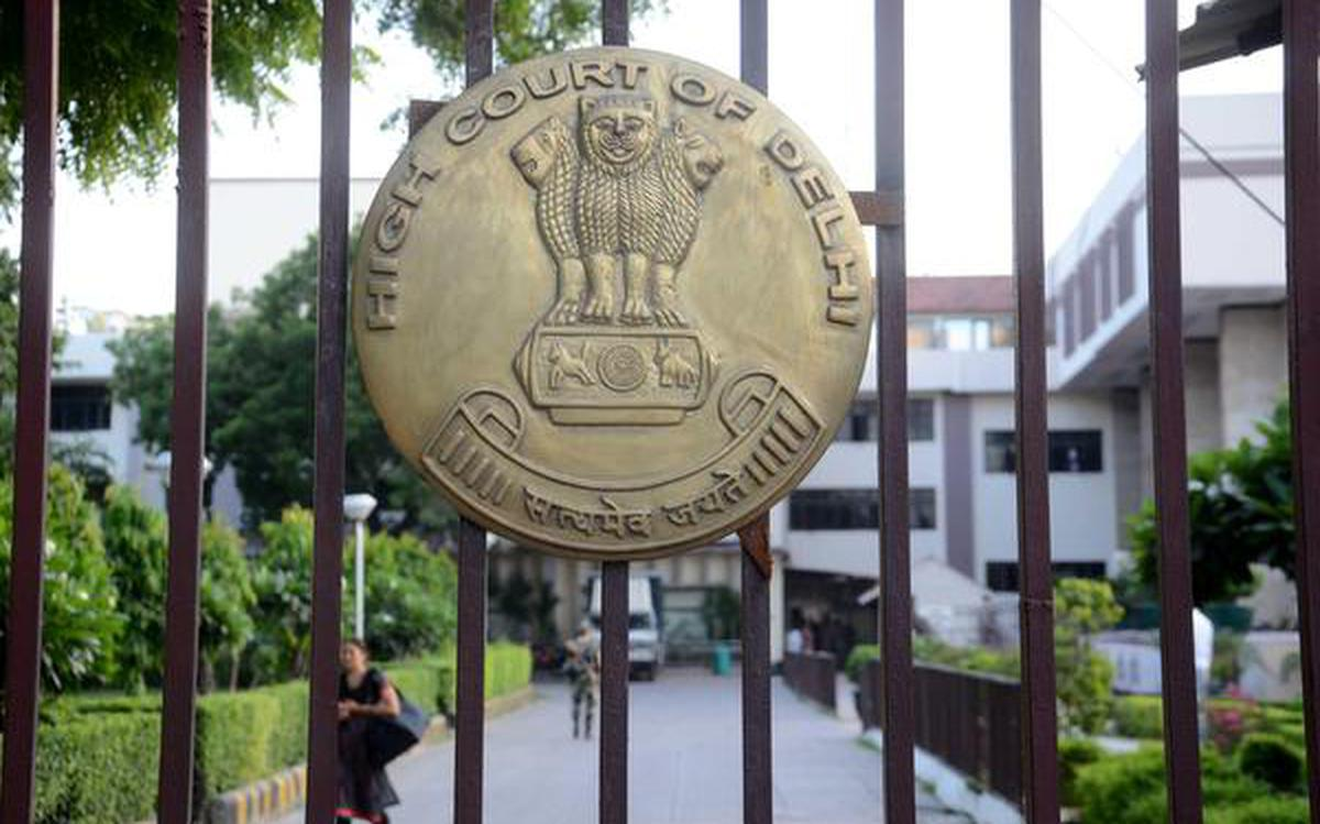 Delhi High Court restricts access to online hearings - The Hindu