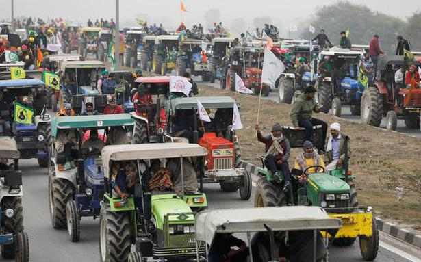 Farmers' protest | Tractor rally will begin amid tight security after Republic Day celebrations: Delhi Police