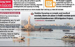 CII white paper moots comprehensive tourism policy in TS
