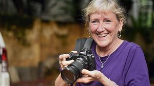 Carol Guzy on photography and censorship