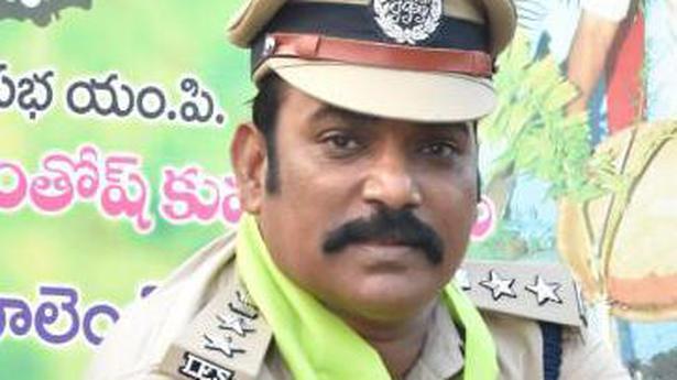 V. Satyanarayana is new Karimnagar Police Commissioner