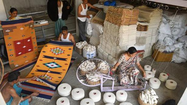 GI tag no help for Kothwada weavers