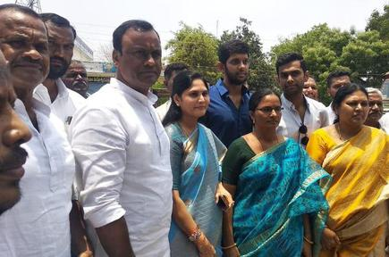 Congress changes MLC candidate for Ranga Reddy - The Hindu