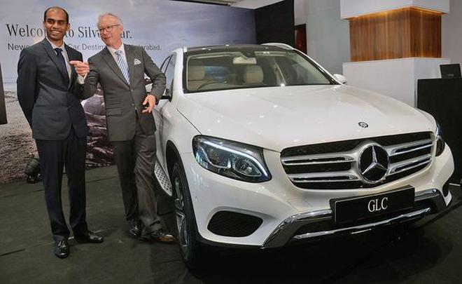Mercedes Benz Opens Second Dealership The Hindu