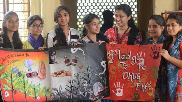 Four Hyderabad schoolchildren procure LSD from Dark Web