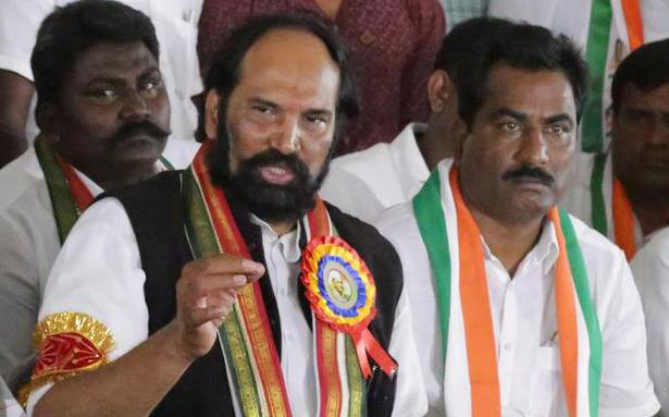 Work together to bring Cong. to power in 2019: Uttam