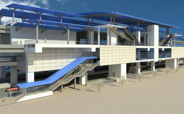 Facilities galore at Ameerpet interchange station