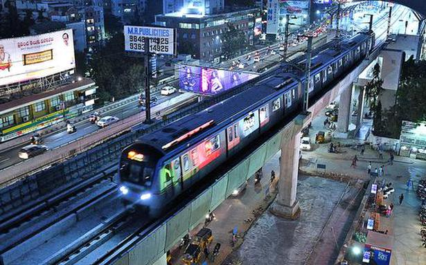Better Metro frequency from April 1