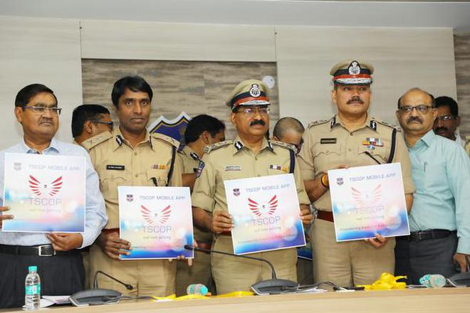 Telangana Police catapulted COP CONNECT App