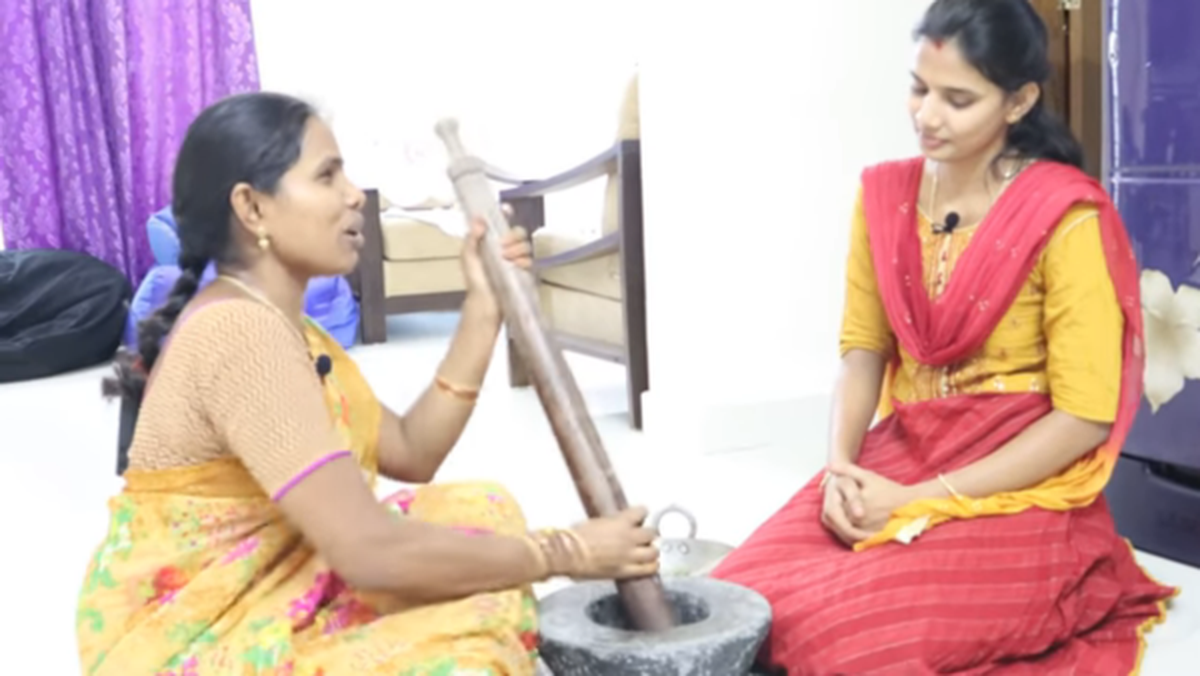 Instinct over sight: Why cooking vloggers kavithanagavlogs is seeing online success