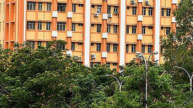 Outsourced nurses at Gandhi continue stir