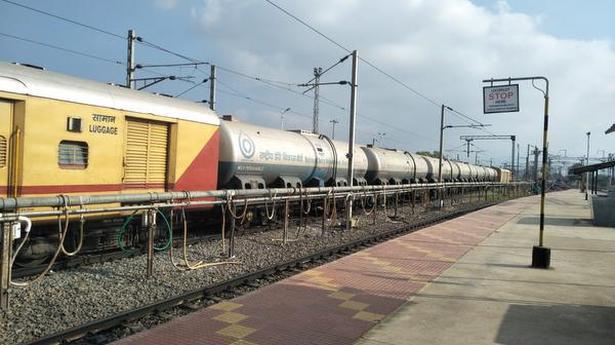 SCR had moved 3 crore litres milk to Delhi