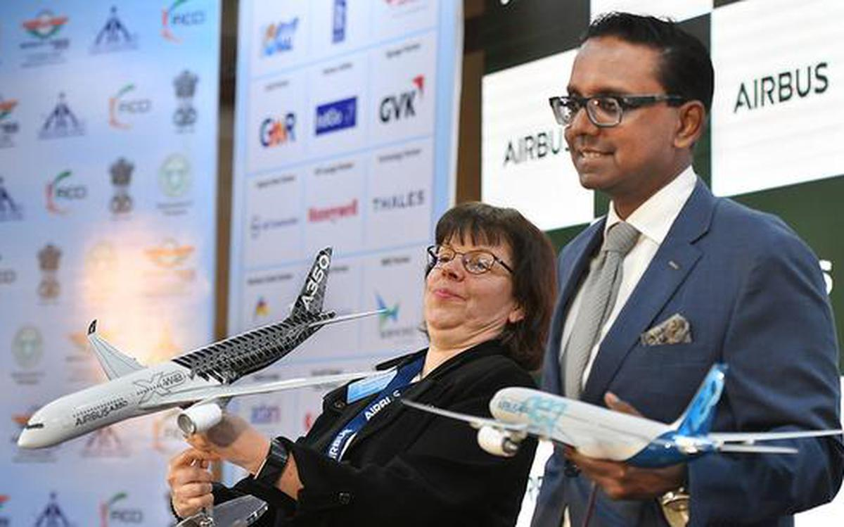 Image result for Airbus Telangana India