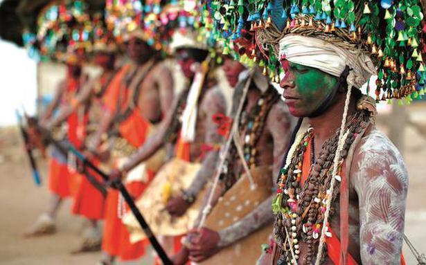 A visual story of Gussadi, a tradition in Adilabad