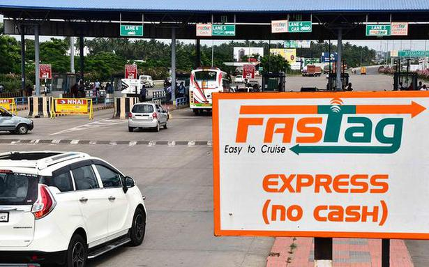 FASTag does not violate right to free movement: Centre